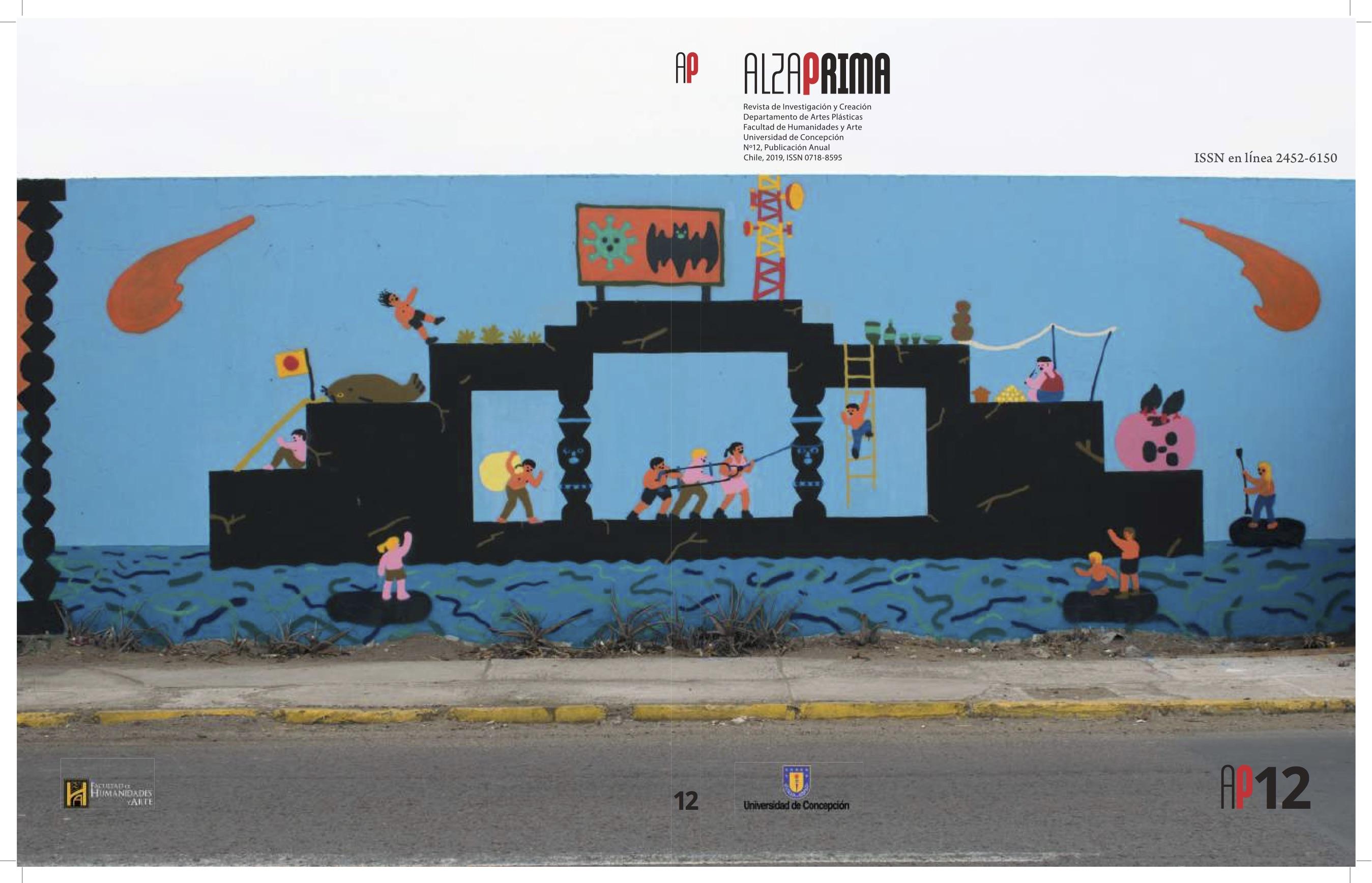 Portada | Mole de abrigo, Camilo Ortega, 2020. Iquique, Chile.