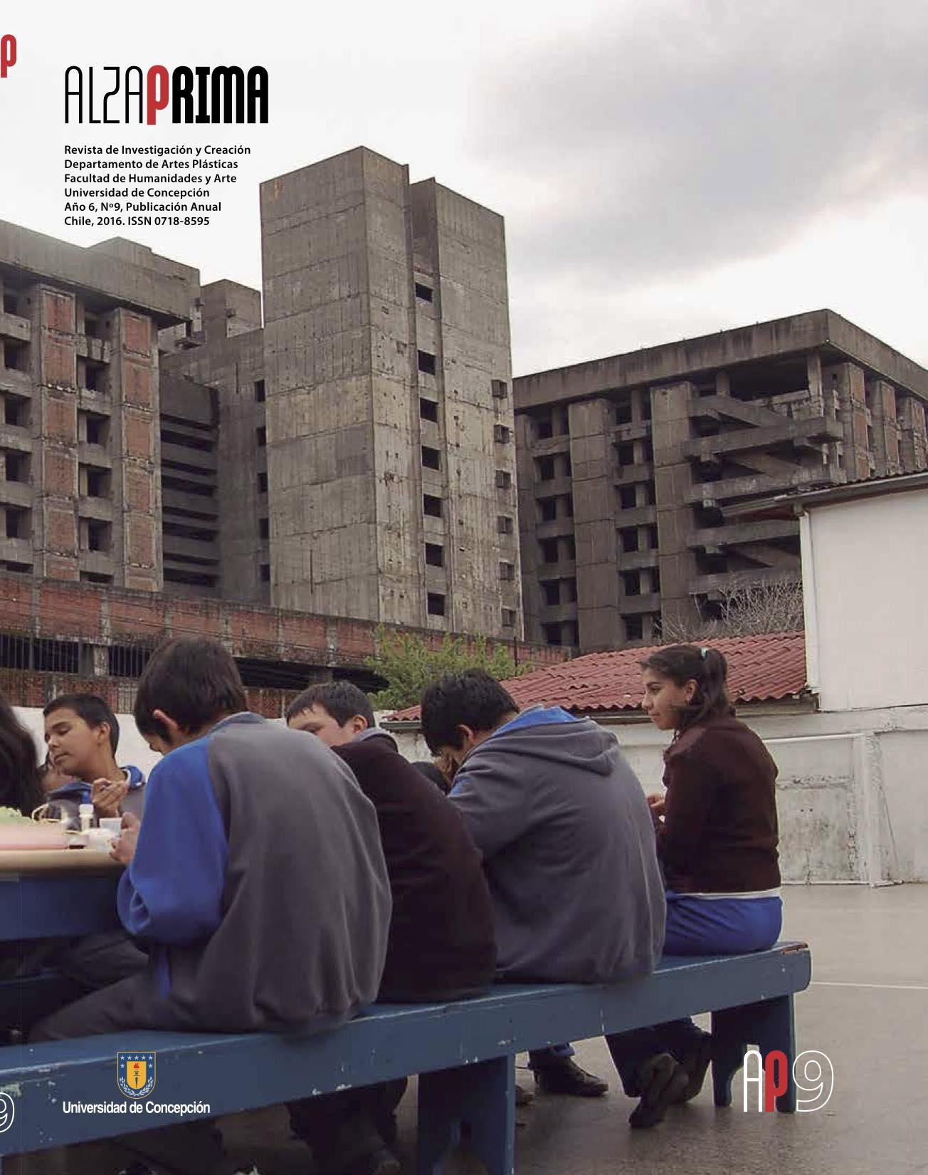 Alicia Villarreal, La enseñanza de la geografía, 2009-2010, Santiago, Chile.