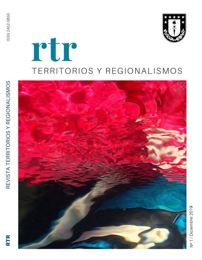 Revista Territorios y Regionalismos