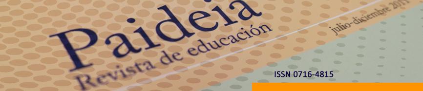 PAIDEIA. REVISTA DE EDUCACION